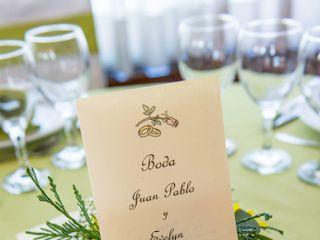 La boda de Evelyn y Juan Pablo 2