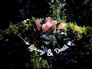 La boda de Lynsey y David 1