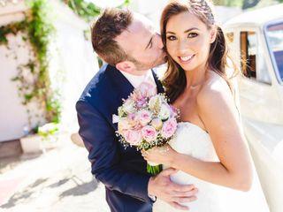 La boda de Lynsey y David 2