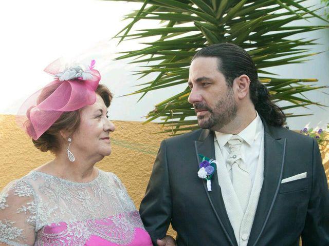La boda de José y Davinia en Almería, Almería 6