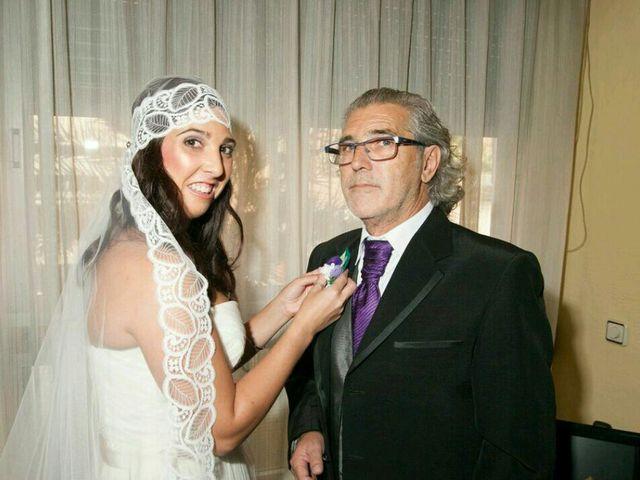 La boda de José y Davinia en Almería, Almería 15