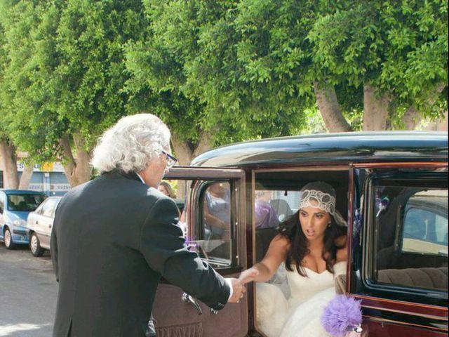 La boda de José y Davinia en Almería, Almería 17