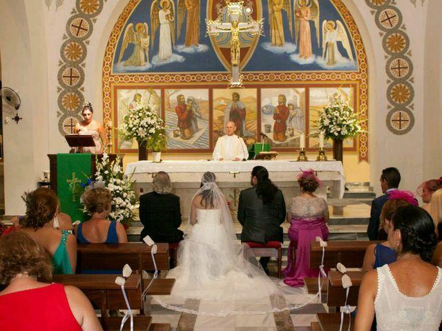 La boda de José y Davinia en Almería, Almería 18