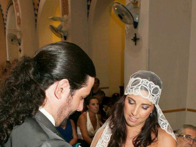 La boda de José y Davinia en Almería, Almería 20