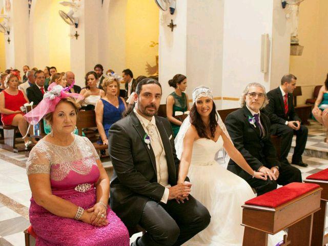 La boda de José y Davinia en Almería, Almería 22