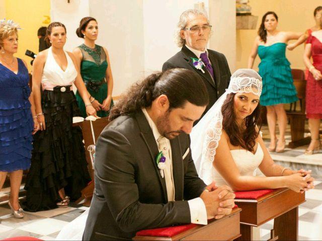 La boda de José y Davinia en Almería, Almería 23