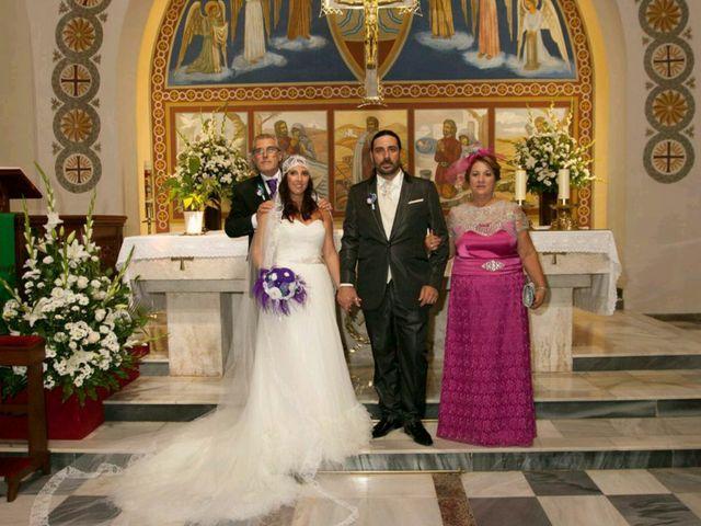 La boda de José y Davinia en Almería, Almería 24