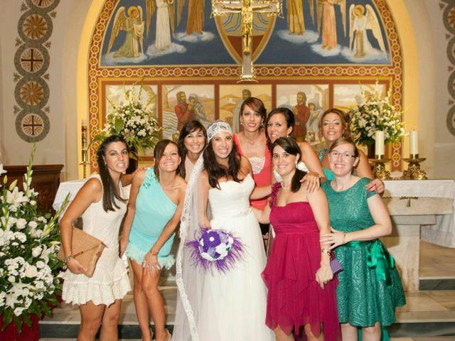 La boda de José y Davinia en Almería, Almería 25