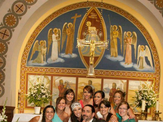 La boda de José y Davinia en Almería, Almería 26