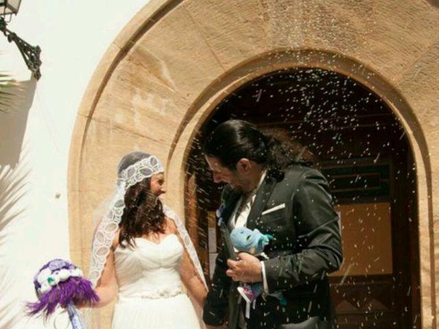 La boda de José y Davinia en Almería, Almería 28