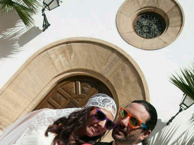 La boda de José y Davinia en Almería, Almería 30