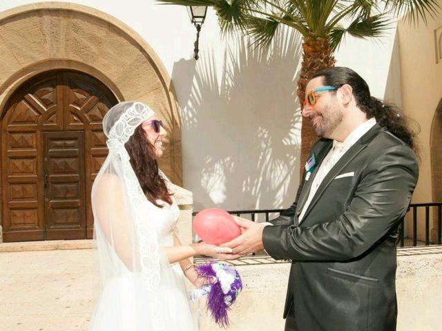 La boda de José y Davinia en Almería, Almería 31
