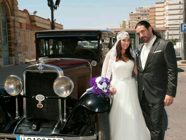 La boda de José y Davinia en Almería, Almería 32