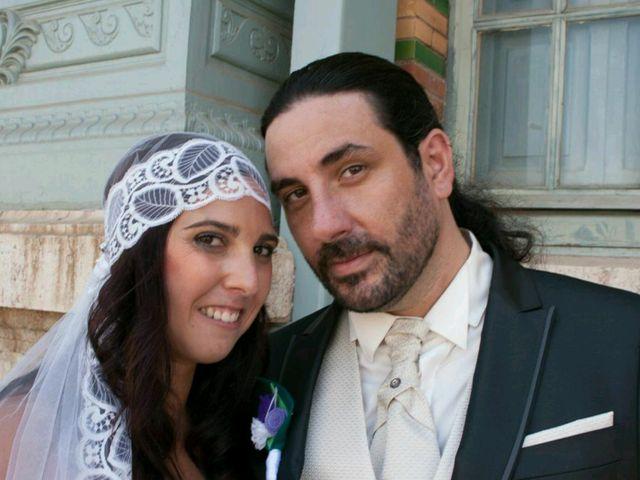 La boda de José y Davinia en Almería, Almería 33
