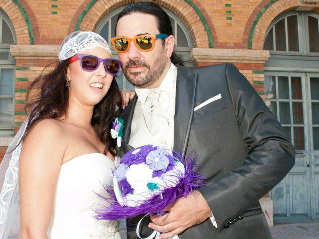 La boda de José y Davinia en Almería, Almería 34