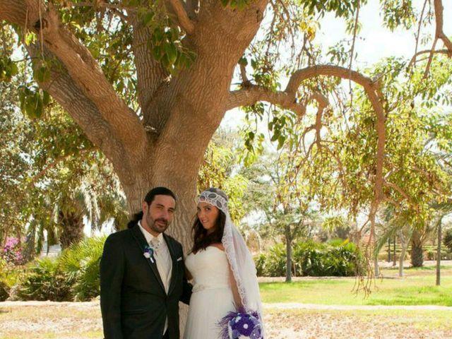La boda de José y Davinia en Almería, Almería 37