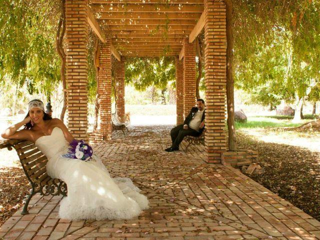 La boda de José y Davinia en Almería, Almería 39
