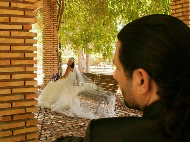 La boda de José y Davinia en Almería, Almería 40