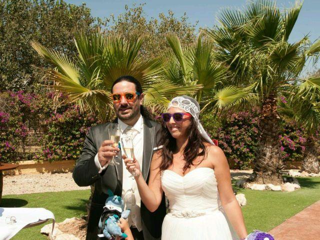 La boda de José y Davinia en Almería, Almería 41