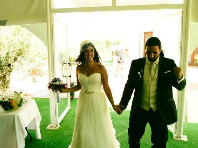 La boda de José y Davinia en Almería, Almería 44