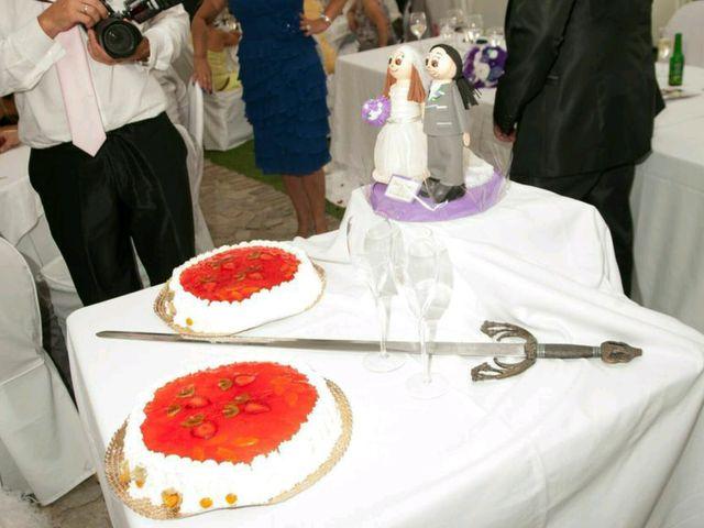 La boda de José y Davinia en Almería, Almería 46