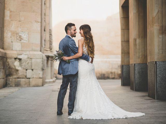 La boda de Raúl y Irene en Elx/elche, Alicante 1