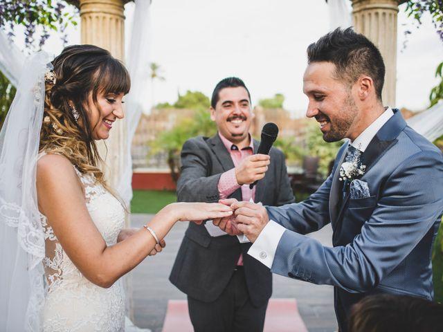La boda de Raúl y Irene en Elx/elche, Alicante 5