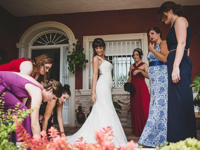 La boda de Raúl y Irene en Elx/elche, Alicante 6