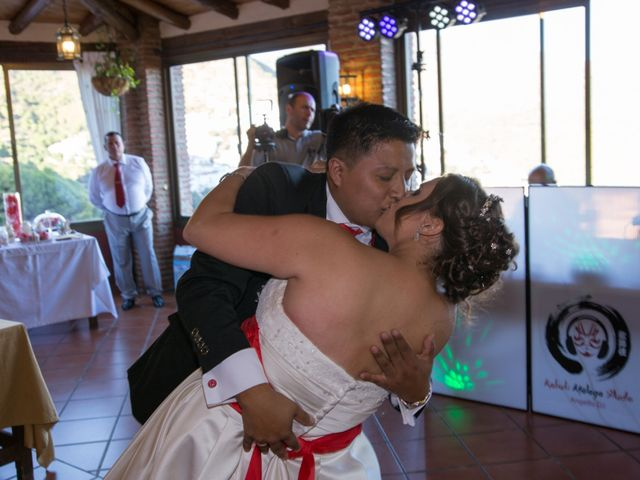 La boda de Alejandro  y Rut  en San Pedro de Alcántara, Málaga 4
