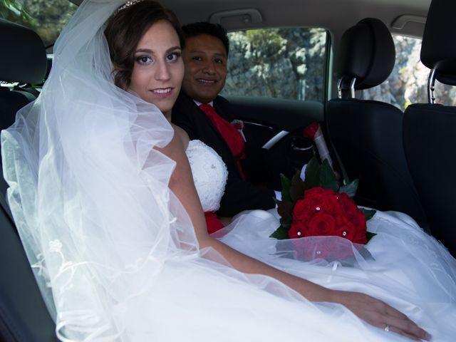 La boda de Alejandro  y Rut  en San Pedro de Alcántara, Málaga 5