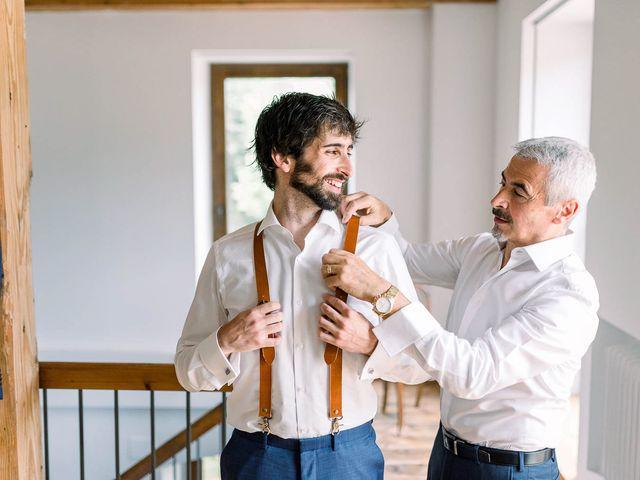 La boda de Gerardo y Leyre en Pamplona, Navarra 11