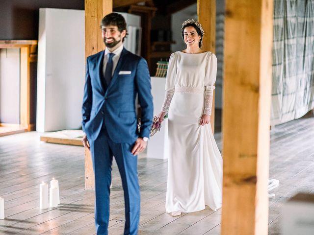 La boda de Gerardo y Leyre en Pamplona, Navarra 35