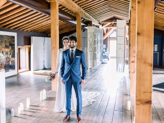 La boda de Gerardo y Leyre en Pamplona, Navarra 36