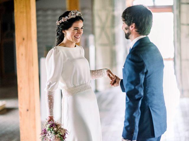 La boda de Gerardo y Leyre en Pamplona, Navarra 37