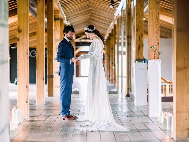 La boda de Gerardo y Leyre en Pamplona, Navarra 39