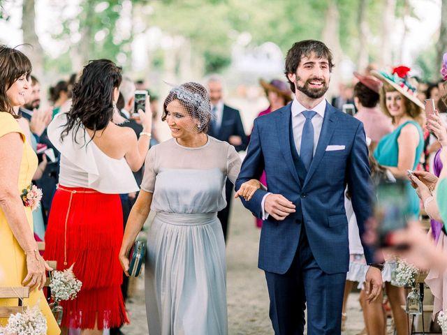 La boda de Gerardo y Leyre en Pamplona, Navarra 43