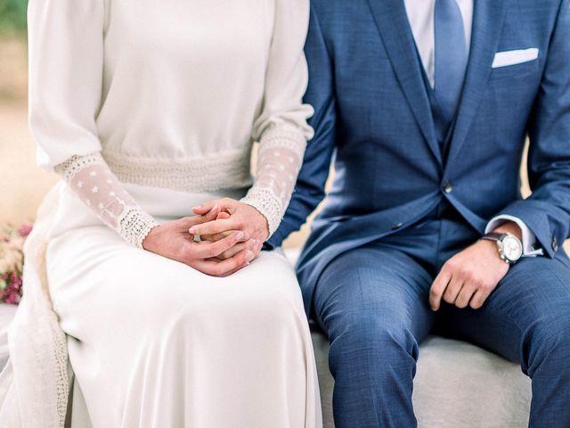 La boda de Gerardo y Leyre en Pamplona, Navarra 55