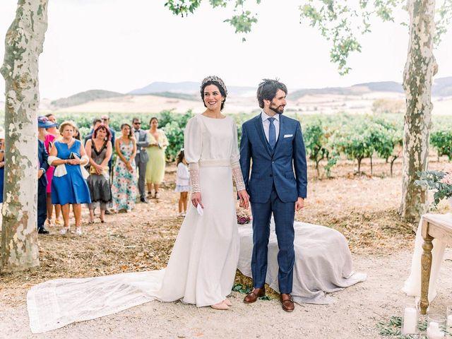 La boda de Gerardo y Leyre en Pamplona, Navarra 73
