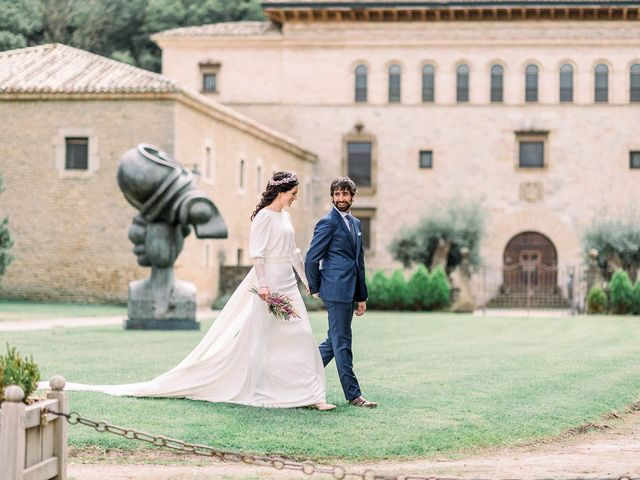 La boda de Gerardo y Leyre en Pamplona, Navarra 120