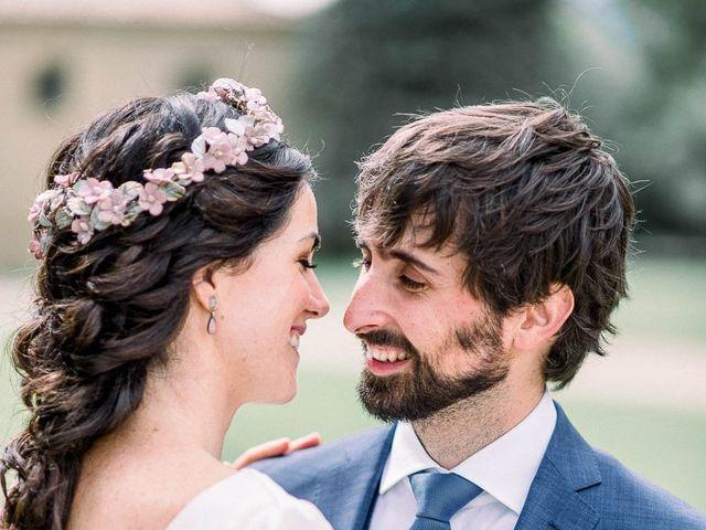 La boda de Gerardo y Leyre en Pamplona, Navarra 123