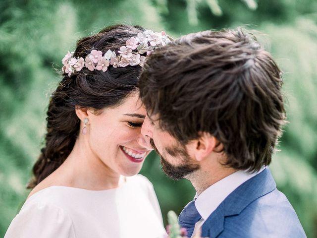 La boda de Gerardo y Leyre en Pamplona, Navarra 124