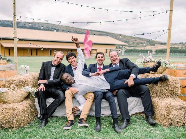 La boda de Gerardo y Leyre en Pamplona, Navarra 130