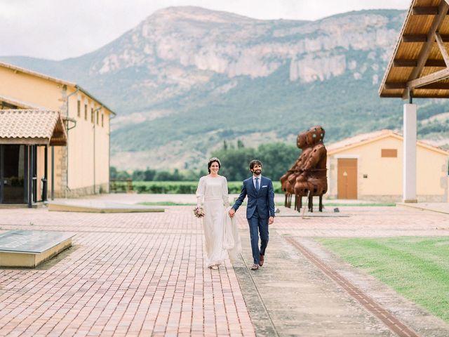 La boda de Gerardo y Leyre en Pamplona, Navarra 133
