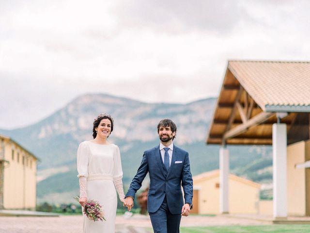 La boda de Gerardo y Leyre en Pamplona, Navarra 134