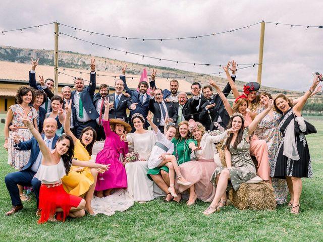 La boda de Gerardo y Leyre en Pamplona, Navarra 137