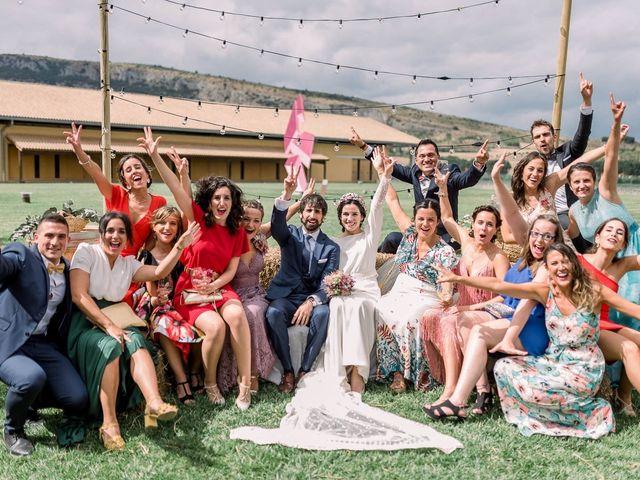 La boda de Gerardo y Leyre en Pamplona, Navarra 141