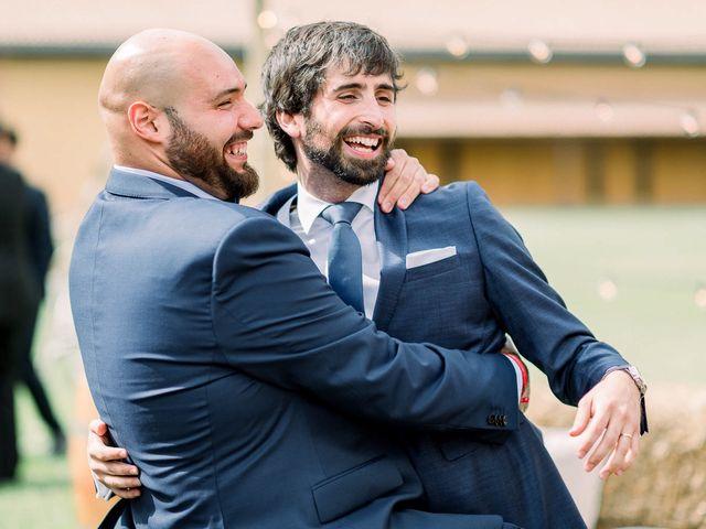 La boda de Gerardo y Leyre en Pamplona, Navarra 147