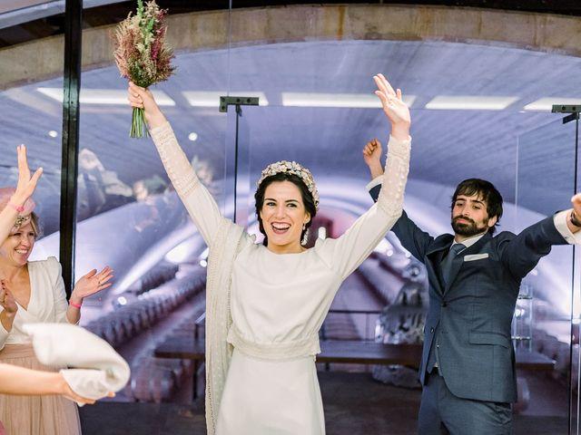 La boda de Gerardo y Leyre en Pamplona, Navarra 152