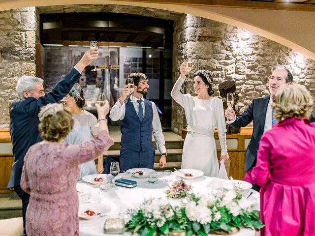 La boda de Gerardo y Leyre en Pamplona, Navarra 155