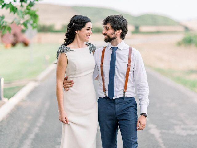 La boda de Gerardo y Leyre en Pamplona, Navarra 164